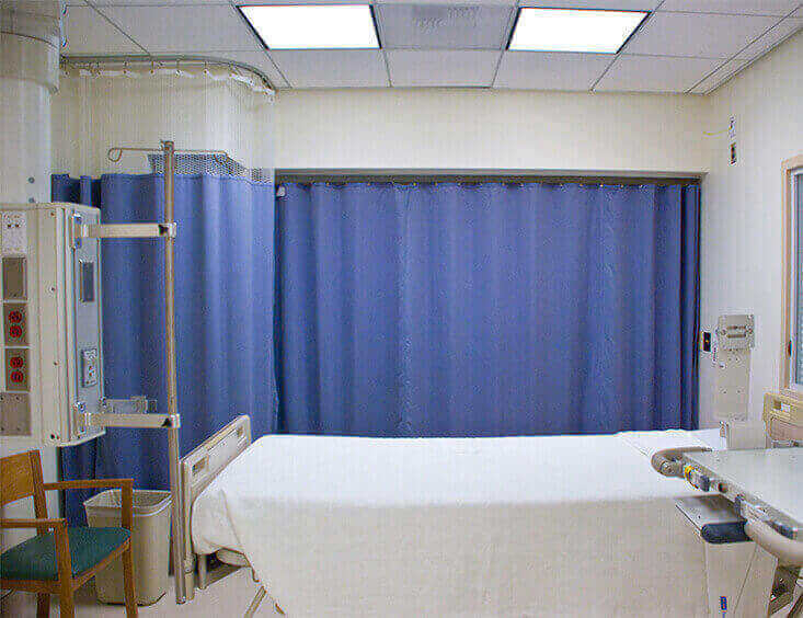 Best Hospital Curtain Track Systems
